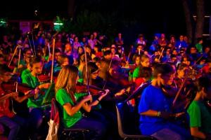 Concerto Villa Peripato Taranto